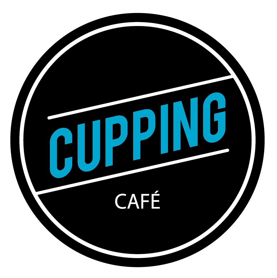 Logotipo Cupping Café
