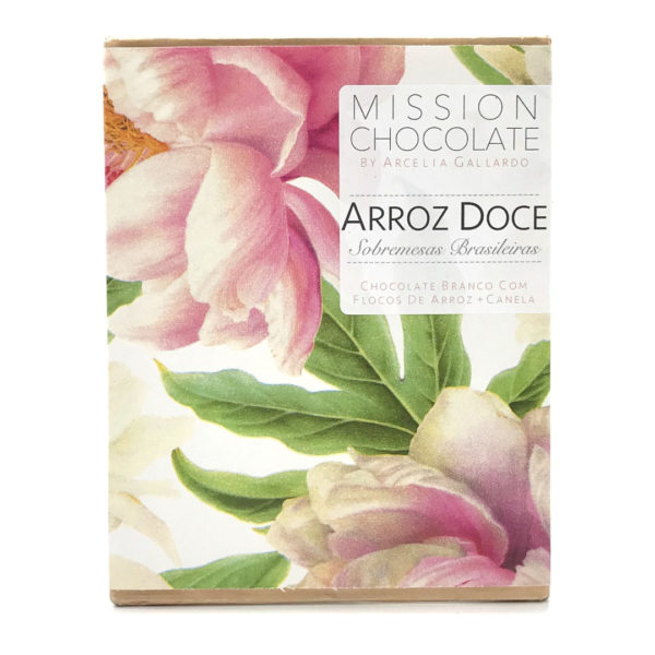 Chocolate de Arroz Doce