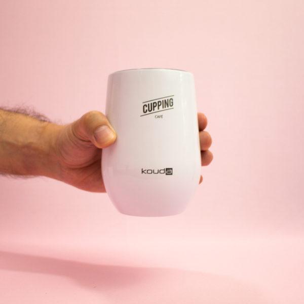 Copo térmico para café