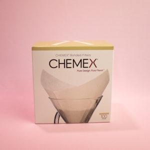 Filtro para Chemex Quadrado