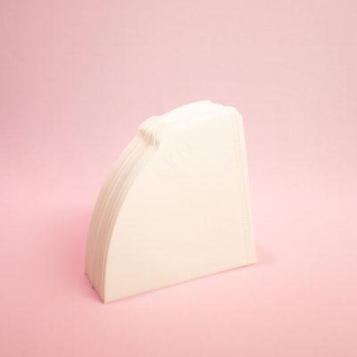Filtro Hario V60 Branco Tamanho 02 | 100 unidades