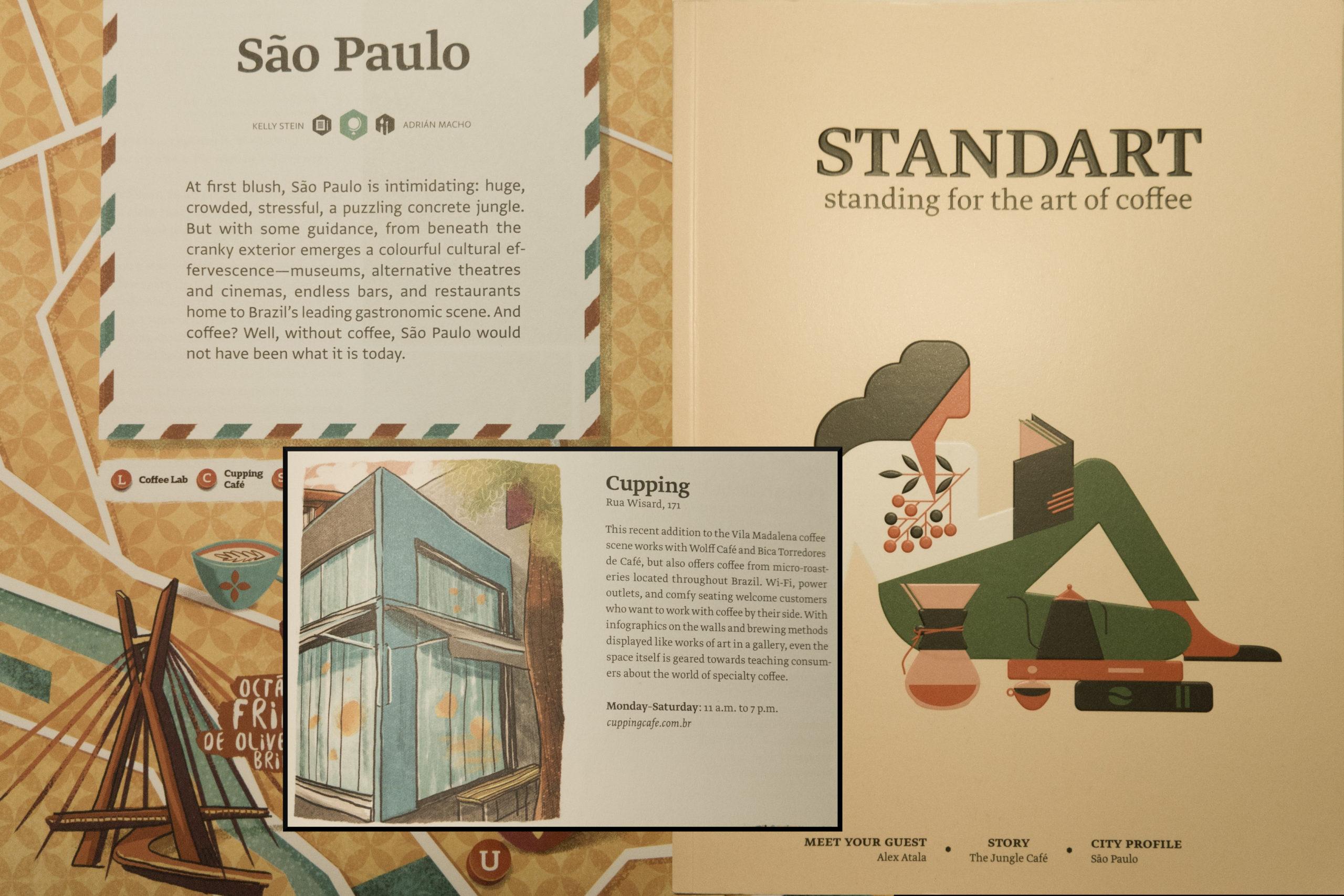 Revista Standart MagCupping Café